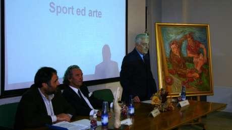 16set10 Incontro sport e Arte